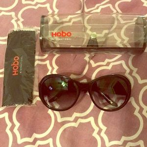 Brand new HOBO sunglasses